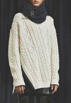 Phillip Lim KNITSPIRATION!