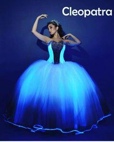 Glow at Night  with Cleopatra Www.glitterbyalex.com