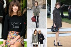 See Alexa Chung's Top Style Moments Ever