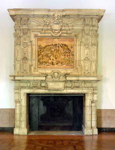 Chimneypiece  French, Renaissance  16th Century