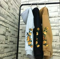 """☄- Today's favourite : """"GOLDEN ROSES"""" -  Go check out these beautiful hoodies on @soaestheticshop!! Use this """"SEOKSEOK"""" discount code to get 10% off!!   Also visit their website, https://www.soaestheticshop.com/"""