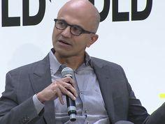 """El CEO de Microsoft defiende la """"democratización"""" de la inteligencia artificial"""
