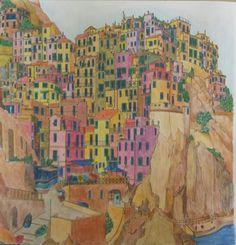 Manarola, Italy from FANTASTIC CITIES
