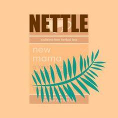 Nettle Tea - Breastfeeding Tea - New Mama