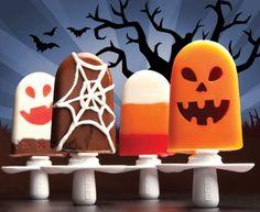 Halloween zoku pops