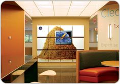 Corporate Office Decor | Corporate Office Decor Experts #Modern #Design #Office
