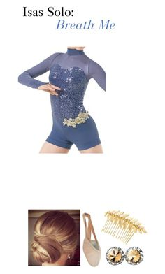 """0329. Isas Solo"" by hiimmichelle on Polyvore featuring Bloch"