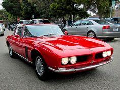 Iso Grifo Rivolta #cars
