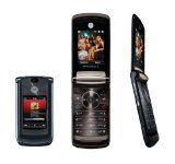 Motorola RAZR2 V8 Unlocked Phone with 2 MP Camera, and MP3/Video Player--International Version with No Warranty (Dark Pearl Grey) - Motorola RAZR2 V8 Unlocked Phone with 2 MP Camera, and MP3/Video Player--International Version with No Warranty (Dark