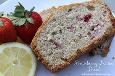 Mix and Match Mama: Strawberry Lemon Bread