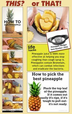 Pampered Chef Pineapple Wedger kitchen tools easy this or that life hacks