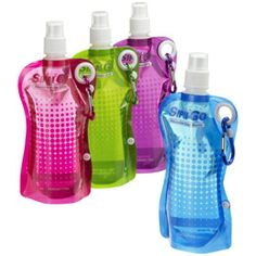 New travel packing tips carry on water bottles ideas Packing Tips For Travel, New Travel, Travel Essentials, Bpa Free Water Bottles, Bottled Water, Collapsible Water Bottle, Go Usa, Travel Bottles, Container Store