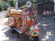 Perfect For Cruising My New Home Town of Mumbai, India...