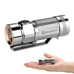 OLIGHT(オーライト) S1 Baton 小型軽量LED フラッシュライトCree XM-L2 NW LED搭... http://www.amazon.co.jp/dp/B0186MUZ1C/ref=cm_sw_r_pi_dp_66eixb1Q8HJ5Z