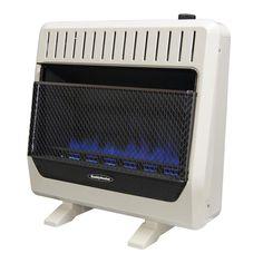 gas garage heater menards