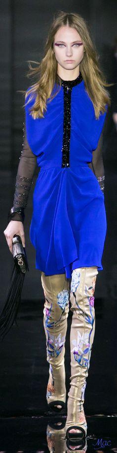 Fall 2015 Couture Loris Azzaro