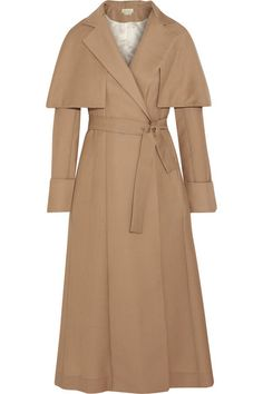 Merchant Archive mohair and wool-blend coat