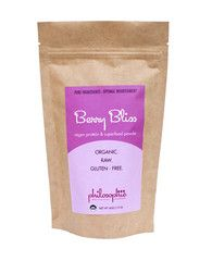BERRY BLISS- beautifying, stress-fighting, mood enhancing - Philosophie