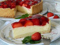 Geheime Rezepte: Erdbeer - Käsetorte