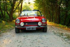 =O Fiat 124 Sport Spider, Fiat 124 Spider, Sport Cars, Rally, Transportation, Wheels, Track, French, Flat
