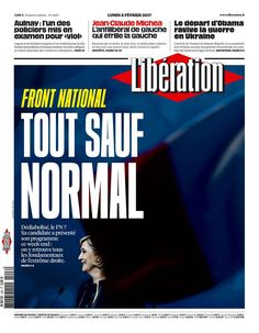 Libération - Lundi 6 Février 2017 - N° 11107