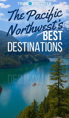 23 of the Pacific Northwest's Best Destinations - I've personally visited all but 4 of the 23 destinations discussed and they are all well worth your time. And these destinations barely touch on the wonders off the Pacific Northwest! West Coast Road Trip, Pacific Coast Highway, West Road, Cool Places To Visit, Places To Travel, Places To Go, Columbia River Gorge, Oregon Travel, Travel Usa