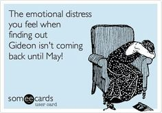 May is so far away :(
