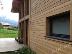 Les Houches in Les Houches, Rhône-Alpes Traditional Landscape, Pine Forest, Rhone, Wooden House, Tours, Outdoor Decor, Modern, Beautiful, Design