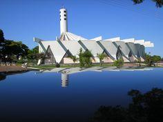 Santa Cruz do Monte Castelo, Paraná, Brasil - pop 8.194 (2014)