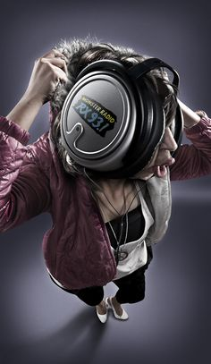"Monster Radio / ""la radio qui t'explose la tête"" #ads #print"