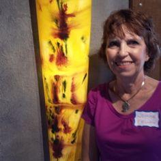 "The Little Gallery's featured artist is Jeannie Fellow! ""The LumenArt Experience"" runs through March 6th, 2015. http://jeannefellow.com/gallery/ #NationalHistoricDistrict #DeGrazia #Artist #Ettore #Ted #GalleryInTheSun#ArtGallery #Gallery #Adobe #Architecture #Tucson #Arizona #AZ #Catalinas#Desert #LittleGallery #Exhibition"