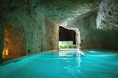 27 Absolutely Stunning Underground Homes. Domus Civita, Italy???
