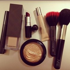 """""""The most beautiful makeup of a woman is passion. But cosmetics are easier to buy.""""  ― Yves Saint-Laurent"""""""