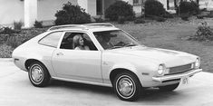The Amazing Two Cars Chevrolet Vega and Ford Pinto