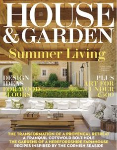 Buy Garden Design Journal Magazine Subscription From WHSmith today