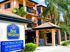 Cairns Best Western Central Plaza Apartments Australia, Pacific Ocean and Australia Stop at Best Western Central Plaza Apartments to discover the wonders of Cairns. Both business travelers and tourists can enjoy the hotel's facilities and services. Free Wi-Fi in all rooms, express check-in/check-out, luggage storage, Wi-Fi in public areas, car park are on the list of things guests can enjoy. All rooms are designed and decorated to make guests feel right at home, and some rooms...