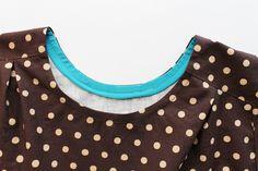 Cómo coser un Simple Knit Edge Acabado | Sew Mama Sew | pendientes de coser, acolchar y tutoriales costura desde 2005.