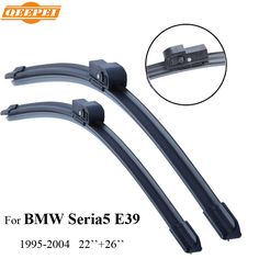 QEEPEI Wipers Blade For BMW Seria5 E39 1995-2004 26'' 22'' Car Accessories For Auto Rubber Windshield Windscreen Wiper,CPZ103 -- Learn more by visiting the image link.