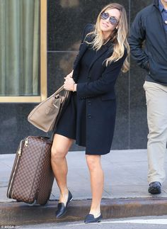 Look lovely in loafers like Lara's by Nicholas Kirkwood #DailyMail  Click 'Visit' to buy now