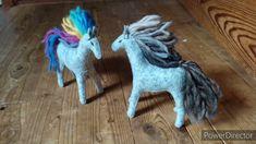 Appaloosa Horses, Gifts For Horse Lovers, Felt Art, Felt Animals, Toys For Girls, Beautiful Horses, Puppets, Wool Felt, Kindergarten