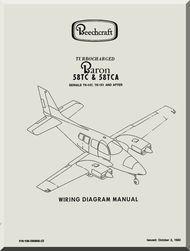 Beechcraft baron e 55 58 aircraft wiring diagram manual aircraft beechcraft baron 58 tc tca aircraft wiring manual 1983 swarovskicordoba Image collections