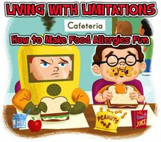 Living with Limitations | How to Make Food Allergies Fun @Sharon Johnston Valley Moms Blog #EastValleyMomsBlog