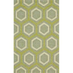 Feizy Hastings Sea Glass Indoor/Outdoor Area Rug Rug Size: