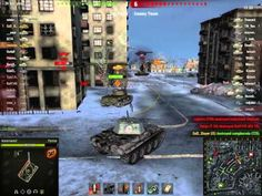 World of tanks Is + Panther Platoon Kharakov Gameplay 2 - YouTube