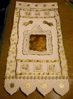How to Make a Paper Quilt#Repin By:Pinterest++ for iPad#