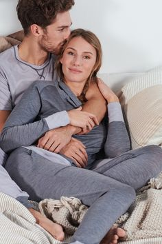 Sleep better with Dagsmejan's sleep enhancing pajamas Best Pajamas, Pajamas Women, Most Comfortable Pajamas, Cotton Pjs, Fibre And Fabric, Swedish Design, Sleep Shirt, Good Night Sleep, Stay Warm