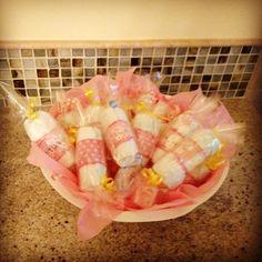 Diaper candy #babyshower