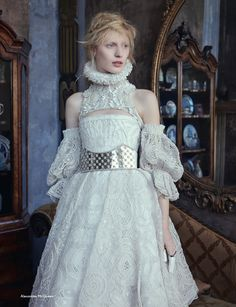 Q hermosooo!!! Julia Nobis by Ben Toms for AnOther Fall 2013