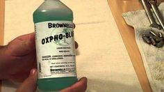 Brownell's Oxpho Cold Blue
