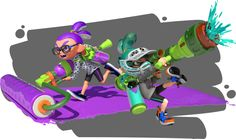 People Love (And Hate) Splatoon's Best Weapon